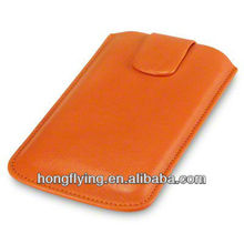 Pouch Genuine Leather case for LG Google