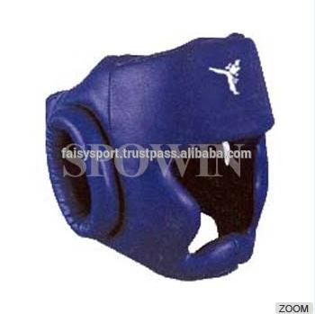 Leather Head Guards
