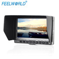 5 inch HD SDI HDMI input lightweight portable dslr monitor with aluminum casing HDMI cable