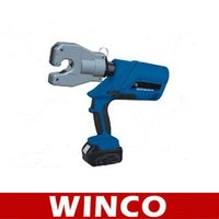 battery powered crimping tool EZ-6B