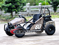 80cc off road go kart engine 2015 new model