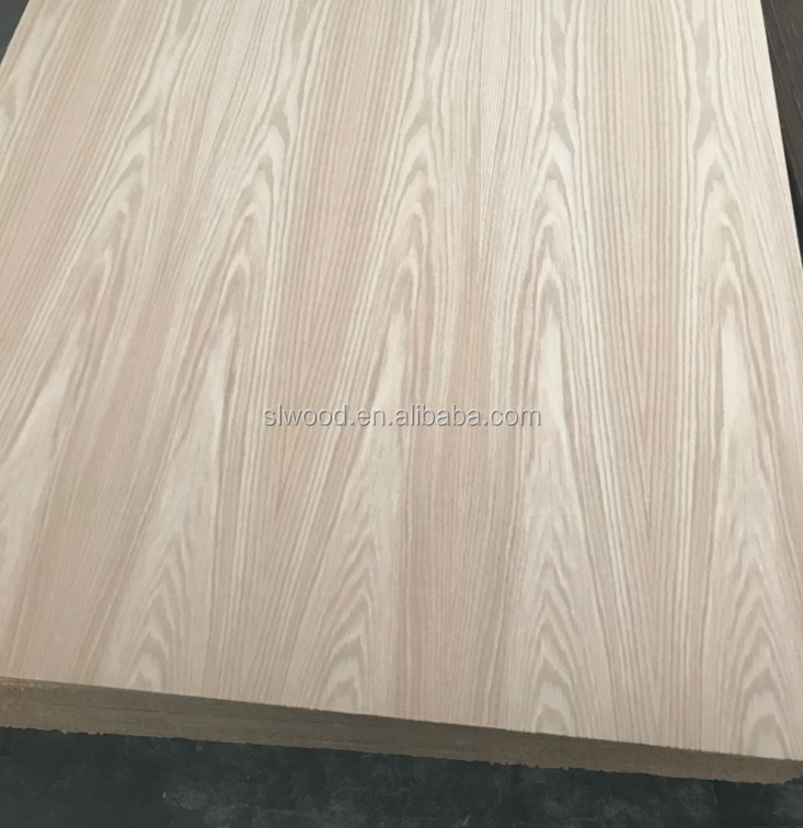 2.3MM AAA natural <strong>oak</strong> veneered board