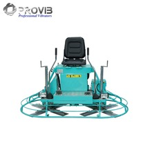 Superior concrete ride on power trowel for sale road construction equpiment