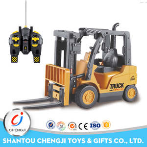 Popular product children High Quality model electric rc toy forklift