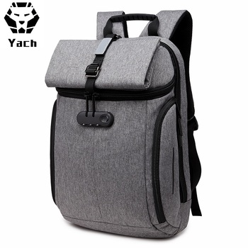 Teenager fashion brand anti thief outdoor leisure trendy german bookbags school backpack rucksack bagpack bag