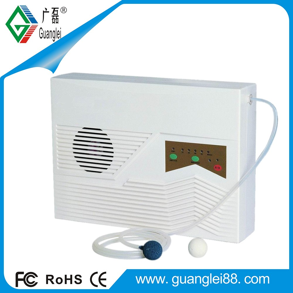 Ozone Sterilizer To Wash Vegetable And Fruit With Air Purifier