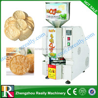 China supply rice cracker making machine(86-371-53706735)