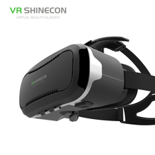 high quality vr shinecon G02 active HD 3d VR glasses for movie