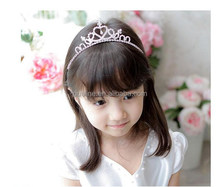 child princess tiara <strong>crown</strong>, beautiful rhinestone tiara