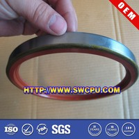 Custom radial shaft seal