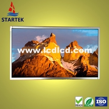 23.6 inch 1920*1080 one channel LVDS interface Landscape TFT lcd panel high brightness outdoor application AD player
