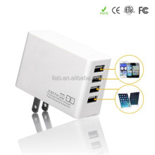 slim wholesale usb wall charger for iphone