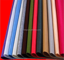 100% Merino Wollen felt fabric color felt Polyester/ Non Woven Color Fabric/felt