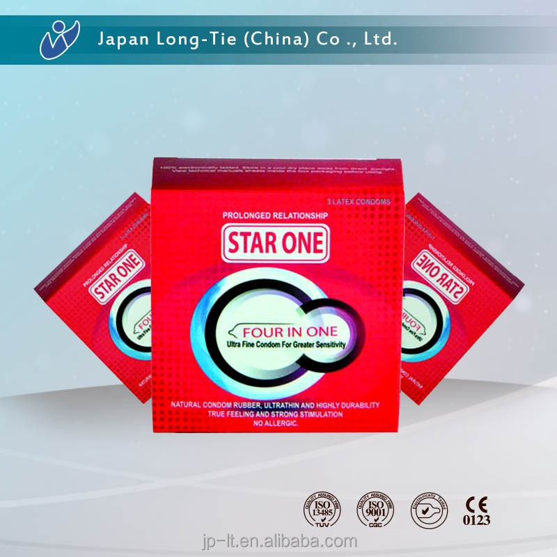 Professional online condom store from China selling condom with OEM service