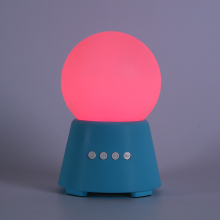 Top Quality mini water proof with smart touch lamp wireless speaker