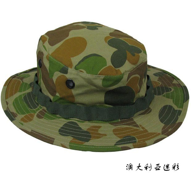 2016 Loveslf Cheap Camouflage boonie Military hats for hiking hunting