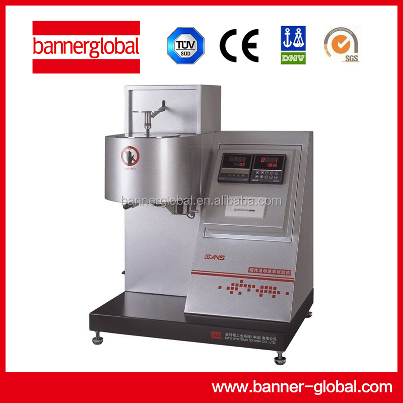 plastic melt flow rate tester mfi index test tester price