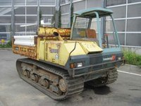 YANMAR CRAWLER DUMP C50R - 2 from Japan <SOLD OUT>