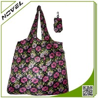 Factory Directly Sell Simple Shopping Tote Bag Foldable Pattern