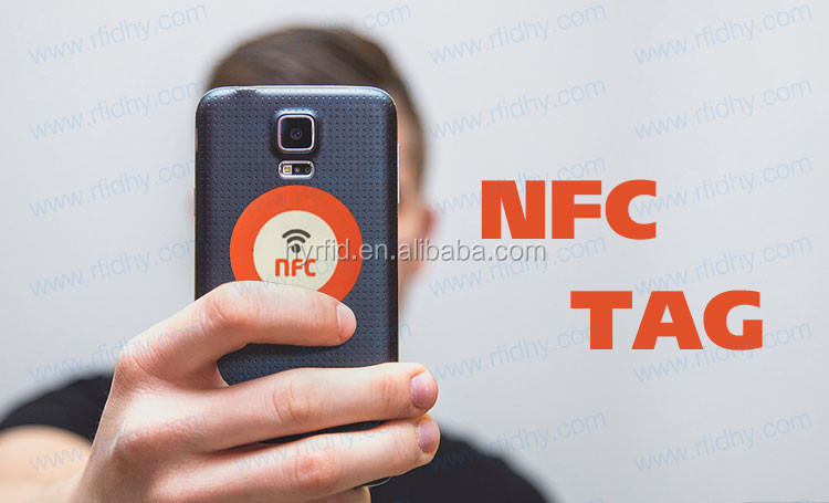 NFC tags for samsung galaxy s4 !! gs4 (ntag203) with factory price