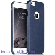 Official Style Case for Apple 6 Ultra-thin With LOGO PU Leather Case Cover for iPhone5/ 6 4.7 /6 5.5 Case Original Back Cover