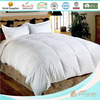 hotel collection quality jacquard stripe quilted microfiber duvet