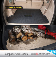 SGS tested High quality perfect fit TPO cargo liner for cars and SUVS