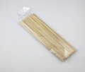 121-14 amazon hot selling 25cm BBQ bamboo sticks for food