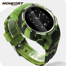 Fashion sport waterproof android wifi wrist watch cell phone for samsung wrist watch phone