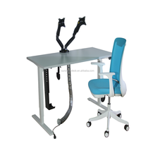 3-Segments Reverse Sit-Stand Motorized Adjustable Height Tables