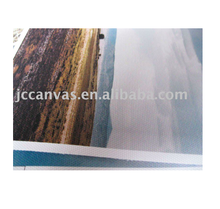 100% polyester canvas for printing and painting