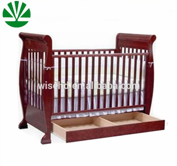 W-BB-63 wooden baby crib furniture,baby bed