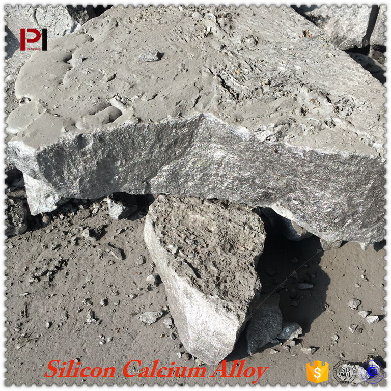Hot Sale CaSi Metal / Calcium Silicon / Calcium Silico Alloy