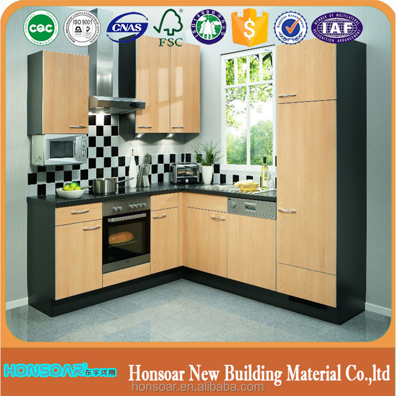 12mm e1 e2 grade high quality low price mdf board/wood/sheet kitchen cabinet