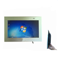 10.1-inch Touchscreen Embedede Computer Panel PC With CNC Aluminum Shell