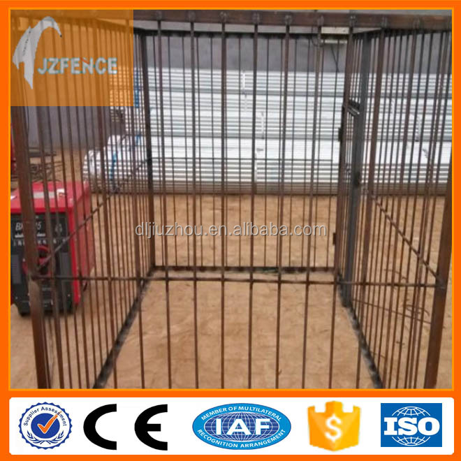 Best-selling high quality stainless steel dog cage large dog cage dog cage lock