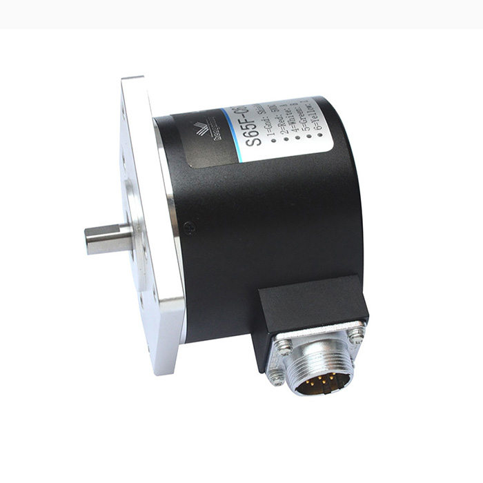 incremental encoder S65F rotary pins 4096 pulse 4096ppr