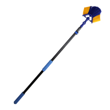 Extenclean ceiling cleaning dust <strong>brush</strong> with aluminum telescopic pole long handle 2019 new product