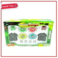 Hot sale Beyblade spinning metal top, Super Battle top toys , big set