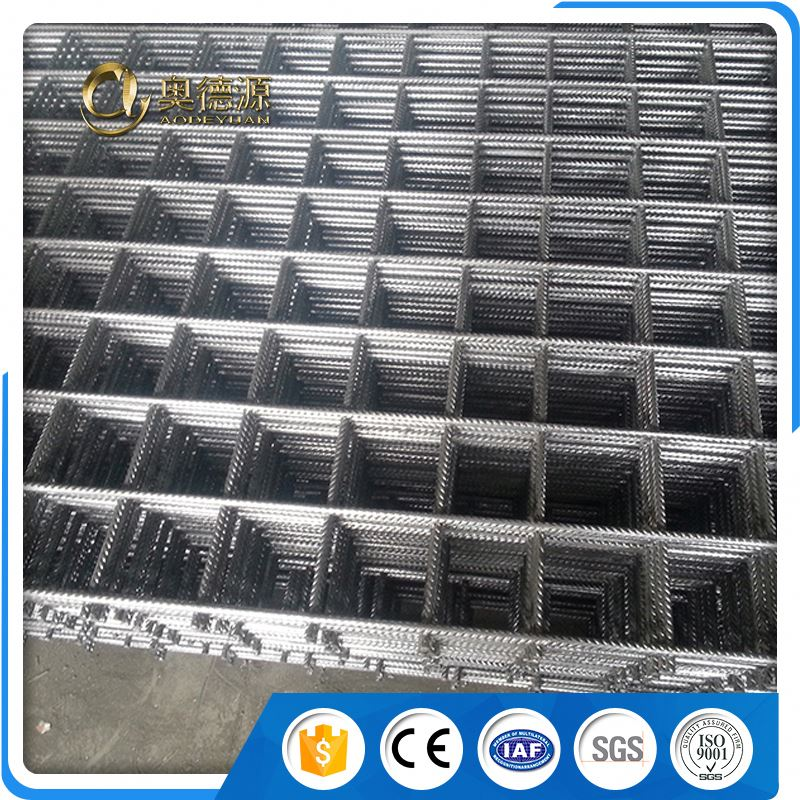 1/2 inch powder galvanized coated welded wire mesh fence