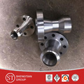China SCH40 to SCH160 class 3000 high pressure forged pipe fitting
