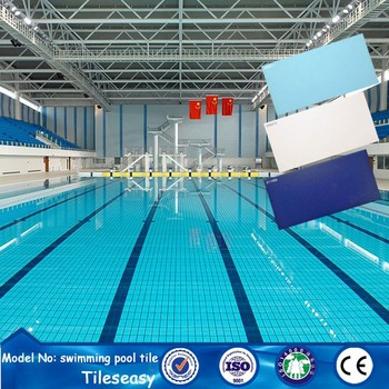 taotao finas standard swimming pool tiles suppliers made in China