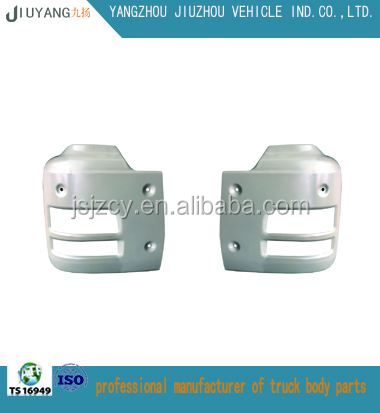 Made in china MAN TGA truck bumpers for sale 81416105507 81416105508