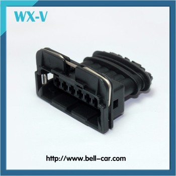 6 Pin Way Waterproof Electrical Wire Cable Connectors