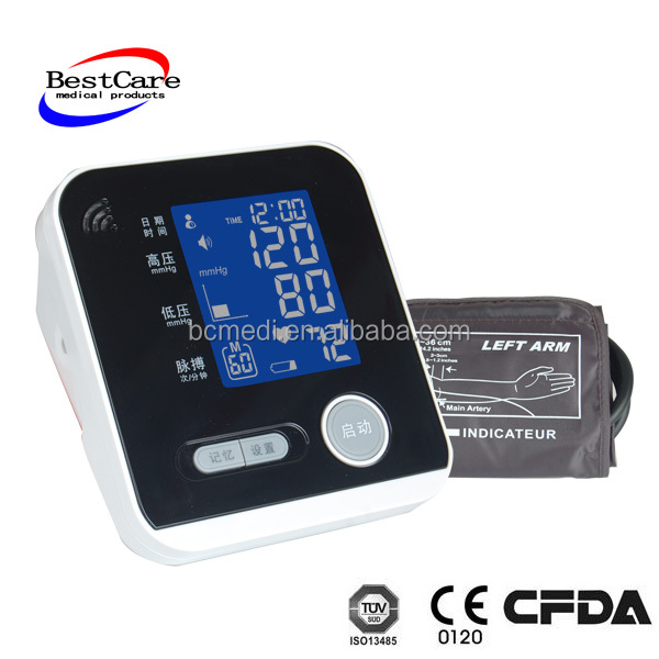 Ambulatory Upper Arm Blood Pressure Monitor digital best blood pressure monitor pump