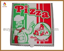 16 Inch Economical Motorcycle Pizza Delivery carton pizza Box