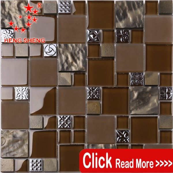 New Design 12x12 Kitchen and Bathroom Walls Mosaic Mural