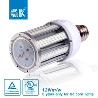 347V internal driver UL TUV led street lighing