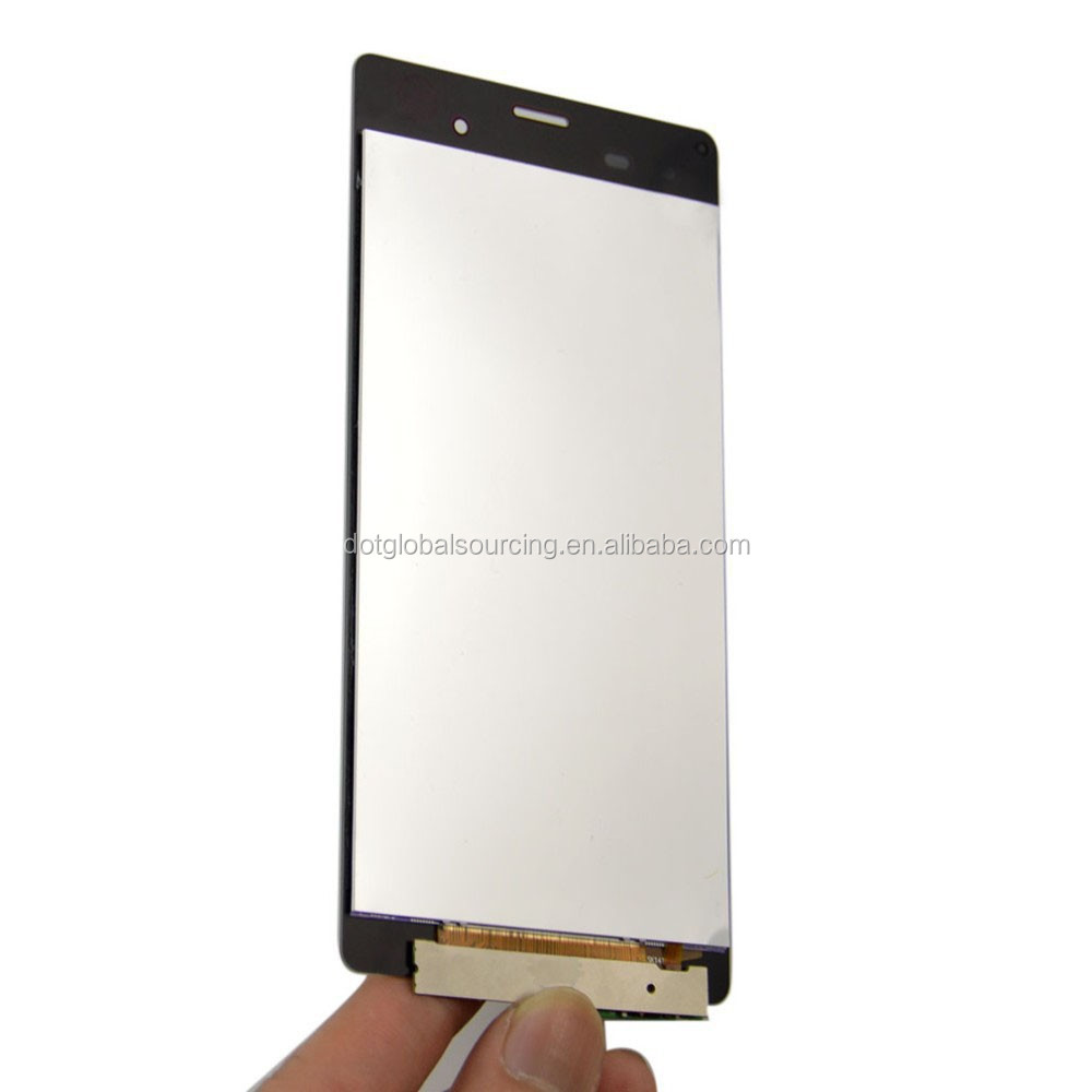 Spare Parts For Sony Xperia Z3 L55T D6603 D6643 D6653 LCD Screen+Touch Screen Digitizer Display assembly