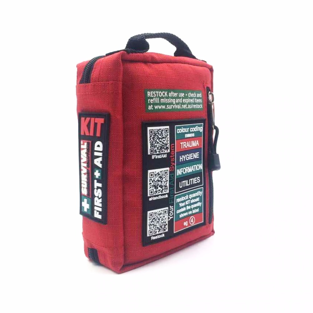 Emergency Medical Bag First Aid Kit Pack Travel Survival Treatment Outdoor New